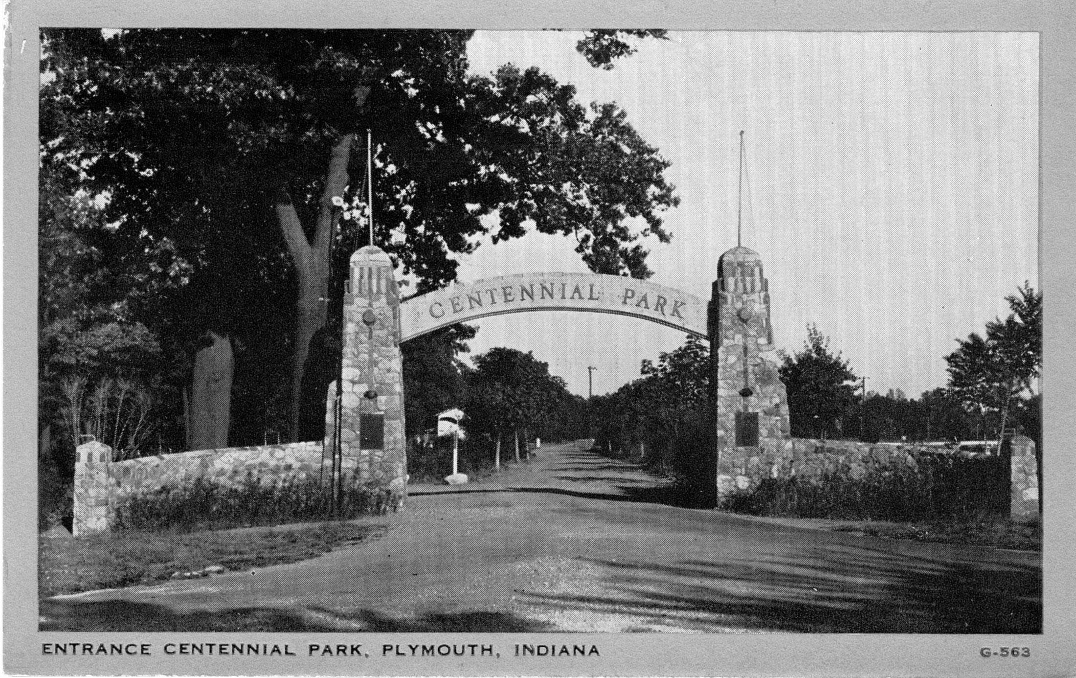 Centennial Park, Plymouth