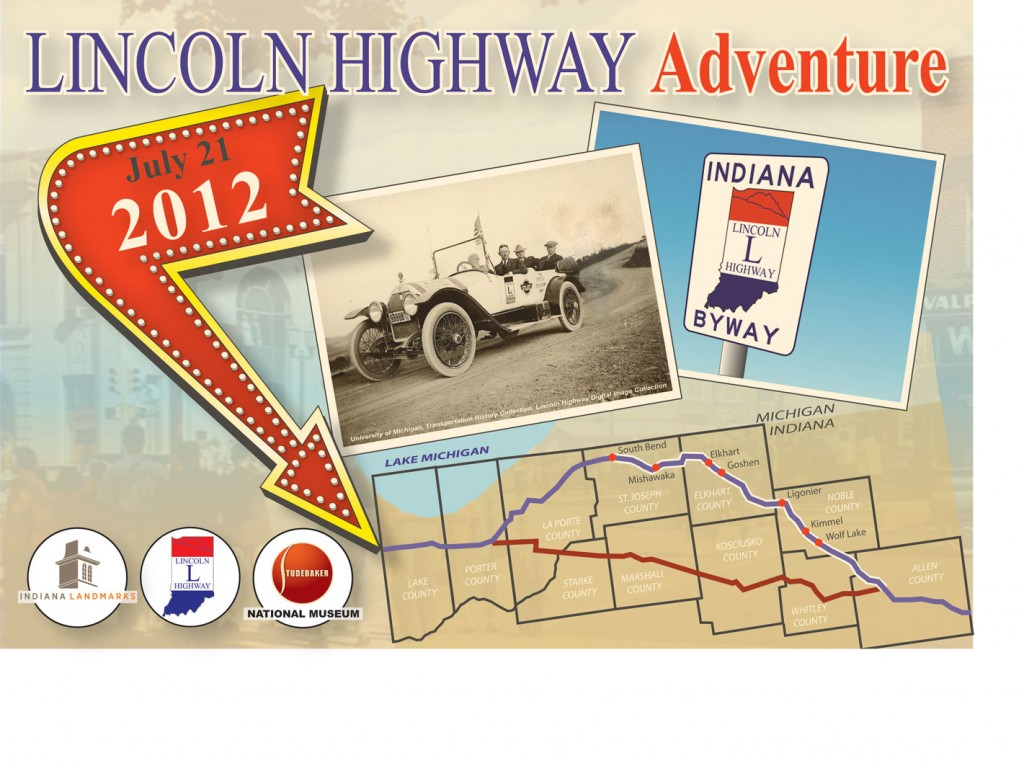 Indiana Lincoln Highway Adventure